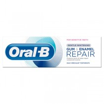 Oral-B Gum & Enamel Repair Gentle Whitening Toothpaste - image