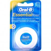 Oral-B Essential Floss Unwaxed Regular 50m - image