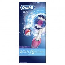 Oral-B PRO 2000 Electric Toothbrush 3D White - dental product image