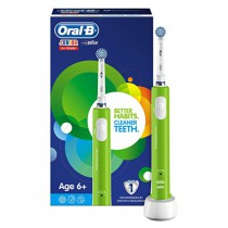 Oral-B Junior 6+ Electric Toothbrush Green