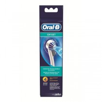 Braun Oral-B OXYJET Refill 4's - Replacement Irrigator Head - image