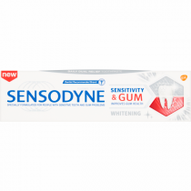 Sensodyne Sensitivity and Gum Whitening 75ml Toothpaste - image 3