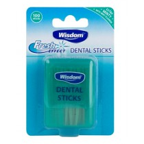 Wisdom Fresh Effect Dental Woodsticks - image
