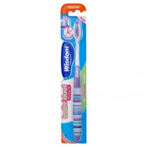 Wisdom Individual Cleaning Tip Medium Toothbrush - product image