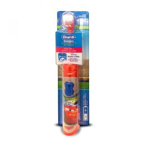 Oral-B Stages Power Frozen Kids Battery Toothbrush - main product image
