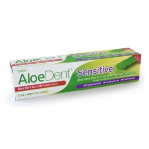Aloe Dent Sensitive Toothpaste with Fluoride 100ml image