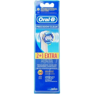 Braun Oral-B Precision Clean Heads 3 for 2 - image