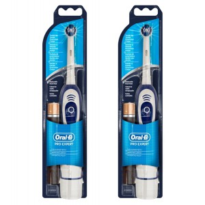Oral-B Pro Expert Adult Battery Toothbrush Duo Pack - image