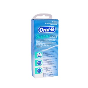 Oral-B SuperFloss - image