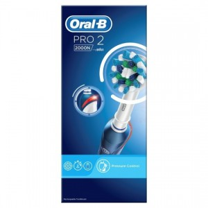 Oral-B PRO 2 (2000N) Cross Action Electric Toothbrush