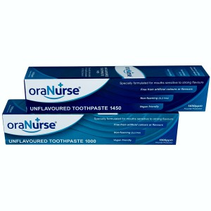 OraNurse Unflavoured Toothpaste - product image