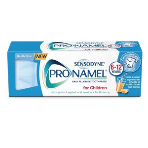 Sensodyne Pronamel Kids Toothpaste 50ml - image