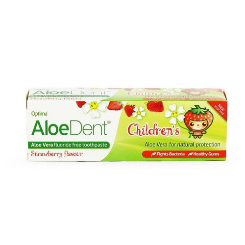 Aloe Dent Children's Toothpaste 50ml image