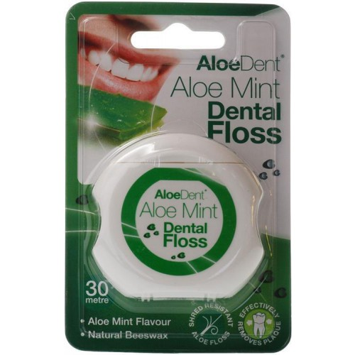 Aloe Dent Mint Dental Floss image
