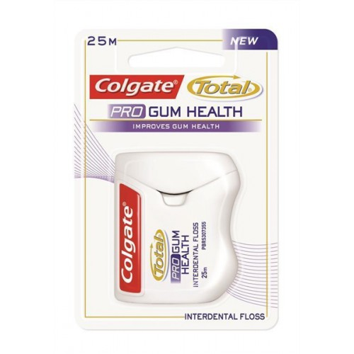 Colgate Total Pro Gum Health Interdental Floss - image