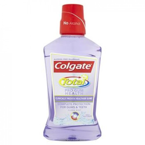 Colgate Total Pro Gum Health Mouthrinse 500ml - product image
