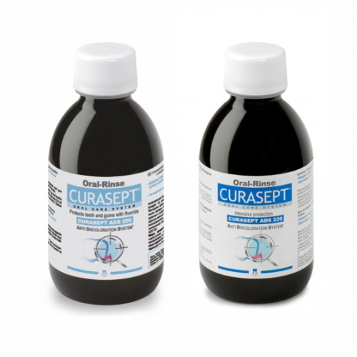 Curasept Mouthwash Mouth Refreshing & Anti-bacterial - product image