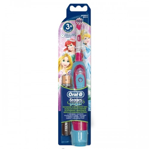 Oral-B Advance Stages Power Princess Toothbrush - image