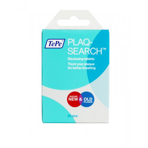 PlaqSearch Disclosing Tablets - image