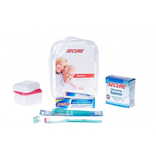 SECURE Denture Care Pack - image