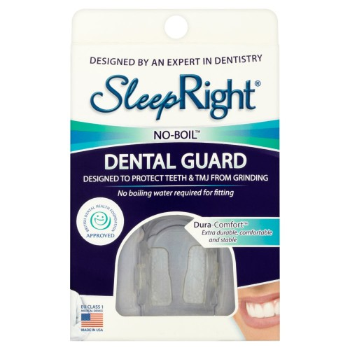 SleepRight Dura-Comfort Dental Guard - main dental product image
