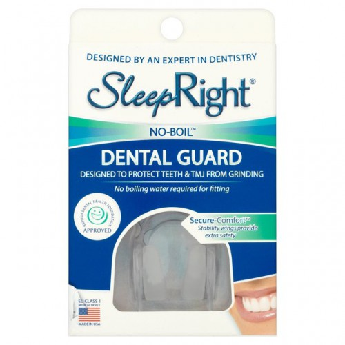 SleepRight Secure-Comfort Dental Guard - main product image