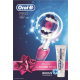 Oral B Pro 650 3D White PINK Limited Edition Brush and Paste - product photo