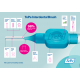 TePe Interdental Brushes - blue - detailed image